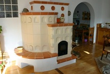 Home: Tile stove / cserépkályha / Our current project is to plan the tile stove for our home.  (Now its done!)  / by Erika Brandlhoffer