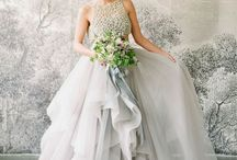 [ brides + gowns ] / by Lindsey Brunk