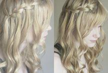 Hair Ideas / by Alisha Jenkins