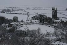Dartmoor Winter / by Morgan Kelly