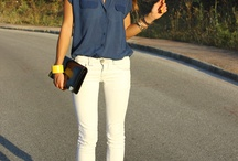 Outfits & Clothin / by Melissa Escobar