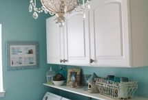 laundry room / by Betty Ann Marshall