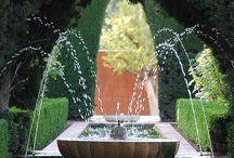 Fountains / by Mirjana Sandor