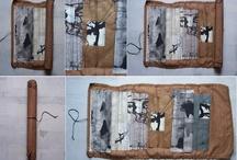 My work : livres d'artistes / by Elisabeth Couloigner