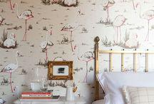 pink walls / by Jane Bullock