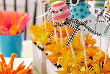 Cake Pops, Brownie Pops, Lollipops... / by Suzanne Dutcher
