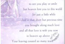 Katya my sweet angel in heaven / by Christine Vrablic