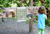 Sensory garden ideas / by Danielle Sivert