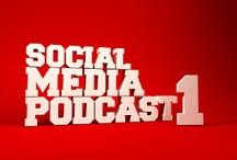 Social Media Podcast / www.socialmediapodcast.es Podcast sobre Social Media, desarrollo web, marketing  conducido por Manolo Aguado, Ricardo Hoyos y Paco Anes / by Paco Anes