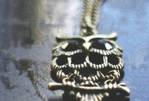 OWLS!! / by Catherine Drummond