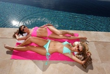 Bikini Beauty  / Summer beauty tips — from sun protection to makeup secrets to hair care. / by Kandy Wrappers Swimwear