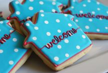 Cookie ideas / by Barbara Thompson