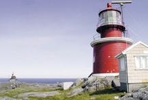 Lighthouses / by Visit Norway