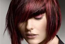 Hairstyles / Bobs, curls, braids, dreds, locks, etc.... / by Alicia Renee