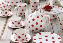 stripes and polka dots / by Jenni Swenson