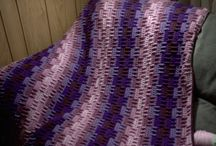 Crochet - afghans, throws, lapghans, bedspreads / by Crocheting Lawyer