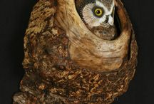 Wood Carvings / by Donna Abercrombie