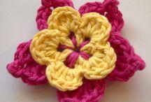 Crochet, Flowers & Accessories / by Melanie Sparks