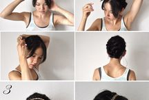 So many updos so little time / by Dani Looney