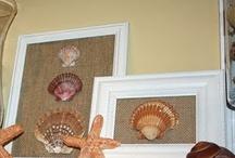Shell Art / by Kathy Bennett