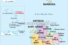 Destination : Antigua & Barbuda & Bahamas / by Patti Taylor