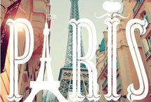 paris / by Claudia Wamack
