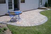 Patio project / by Elaine Henry Caldwell