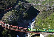 Train trips / by Joyce Marker