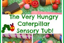 The Very Hungry Caterpillar / by Ashley Chiampi