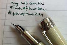 fountain pens / by Maryjo Mcgraw