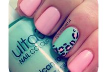 Nail design / by Susana Contreras