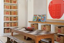 Little Ones / Ideas for crafts, parties and even room decor..... / by J Ariel Hoffman