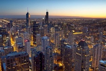 Chicago  / by Tina Layton Smith