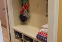 lockers / by Amy Buff