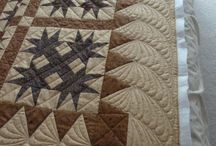 Quilting Makes the Quilt! / Great inspiration for the quilting process! / by Bonnie K Hunter