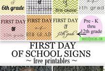 School days / by Rachel Hinsley