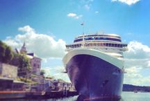 Insta Cruisers / See the world through your fellow cruisers eyes. / by Holland America Line