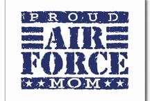 Air Force mom / by Missy Traub