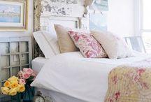 bedrooms / by Melaine Bennett Thompson