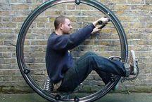 Monowheels / by James Targett