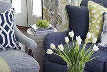 Living room / by Glenda Evans