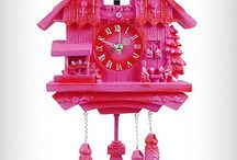 cuckoo about clocks / by beberouge