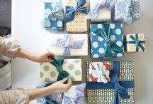 It's a wrap / by Tiffani Thiessen