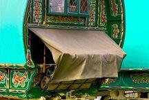 Gypsy Wagon Dreams / by Christina Estrada-Cundiff