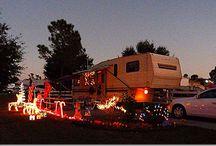 Christmas RVs / by Hart Ranch Camping Resort