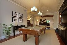 Games Room / by Home Bunch