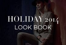 Holiday 2014 Look Book / by INTERMIX