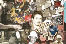 Hip-Hop / by Jason Williams