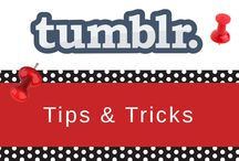 TUMBLR TIPS / by PuTTin' OuT Social Media Marketing