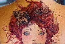 Tattoos / by Ann Shersby
